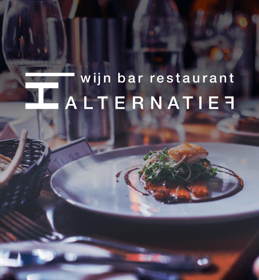 Het Alternatief wijn bar restaurant