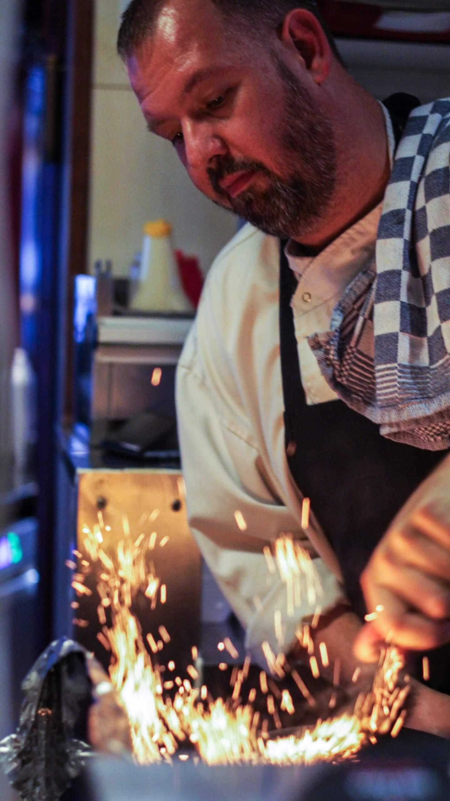Werken bij Het Alternatief als kok